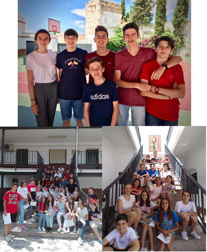 examenes Cambridge 2019