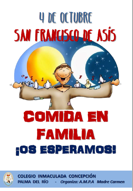 Convivencia familiar San Francisco 2019
