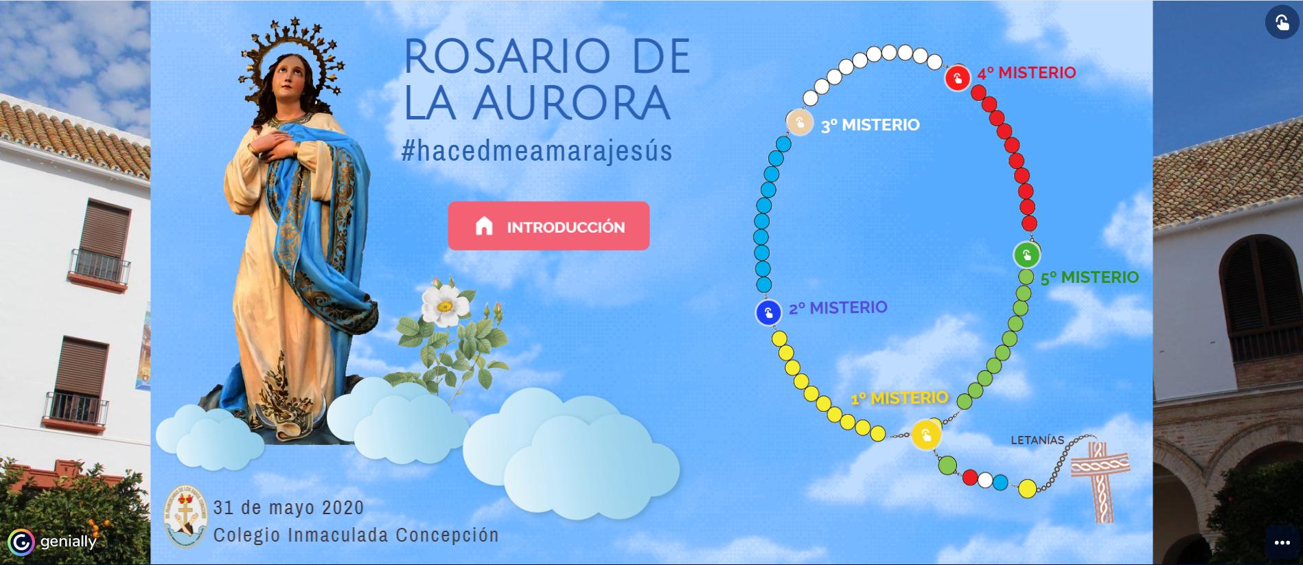 Rosario de la Aurora 2020