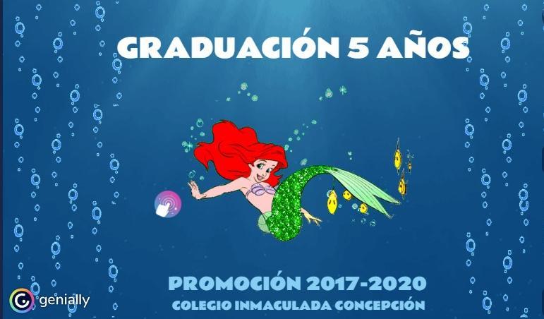 Graduación Infantil 2020